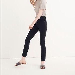 "Madewell 9"" High-Rise Skinny Jeans Tencel J6547"
